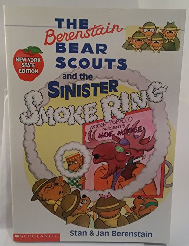 9780439397537: The Berenstain Bear Scouts and the Sinister Smoke Ring