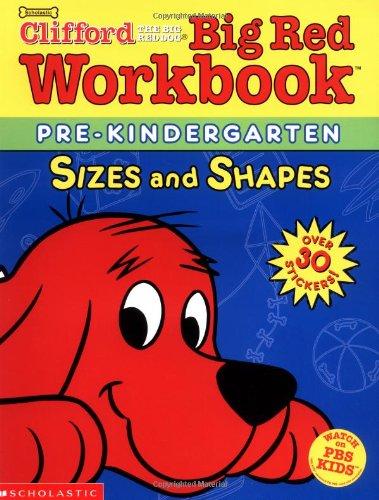 Big Red Workbook #1: Pre-k: Sizes &: Anastasio, Dina