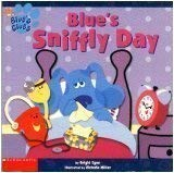 9780439398879: Blue's Sniffly Day (Blue's Clues)