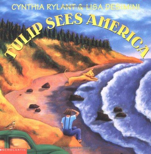 Tulip Sees America: Rylant, Cynthia