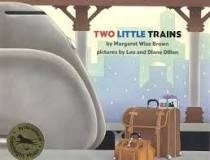 9780439400091: Two little trains