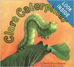 9780439400169: Clara Caterpillar