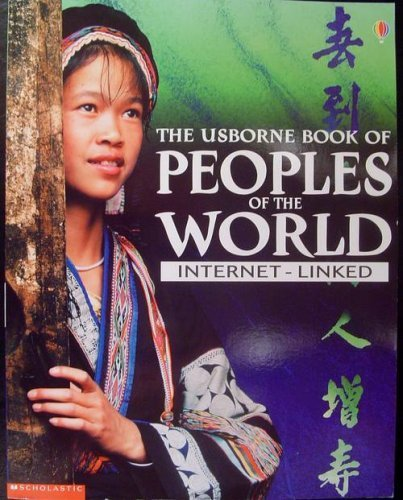9780439401272: The Usborne Book of Peoples of the World