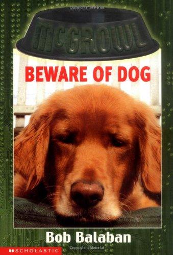 9780439401371: McGrowl: Beware of Dog