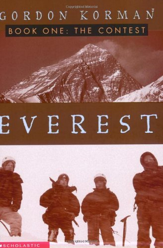 9780439401395: The Contest (Everest)
