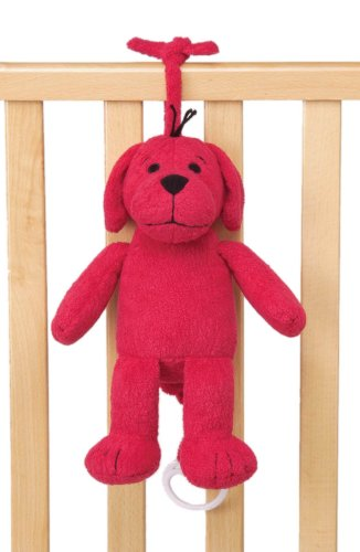 9780439401760: Clifford The Small Red Puppy Musical Toy (Sidekicks)