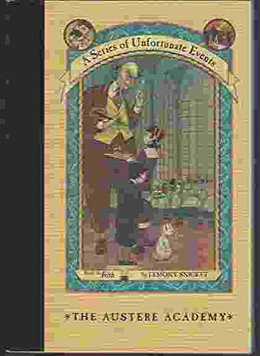 9780439402033: The Austere Academy (A Series of Unfortunate Events, Book 5)