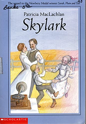 9780439402255: Skylark (Sarah, Plain and Tall)