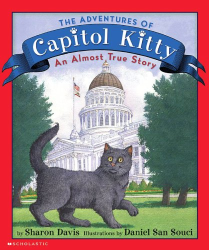 9780439403054: Adventures Of Capitol Kitty