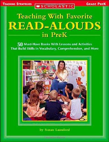Teaching With Favorite Read-alouds In Prek: 50: Lunsford, Susan