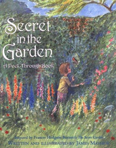 9780439404358: A Secret In The Garden