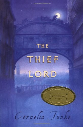 9780439404372: The Thief Lord (Indies Choice Book Awards. Young Adult Fiction)