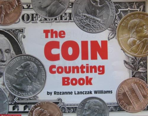 9780439404785: The coin counting book