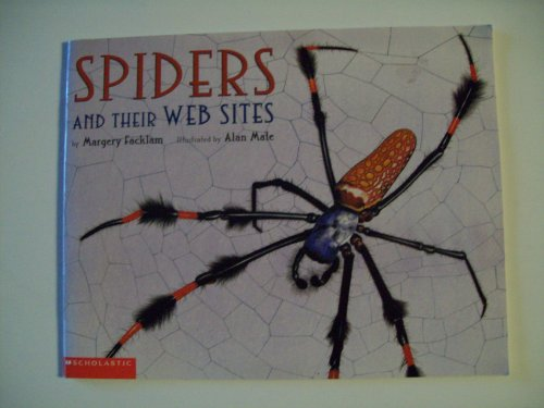 9780439404839: Spiders and their web sites