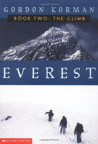 9780439405065: Everest II: The Climb