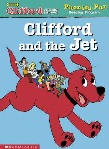9780439405324: Clifford and the jet (Phonics Fun Reading Program)