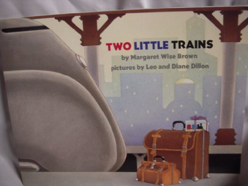 9780439405515: Two Little Trains