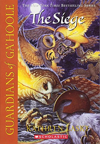 9780439405607: Siege, The: 4 (Guardians of the Ga'Hoole S.)