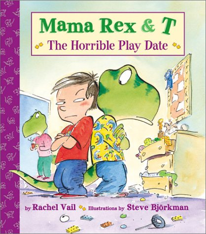 9780439406277: Mama Rex & T: The Horrible Play Date