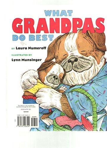 9780439406512: What Grandmas Do Best / What Grandpas Do Best