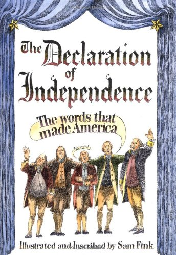 The Declaration of Independence: United States; Jefferson, Thomas