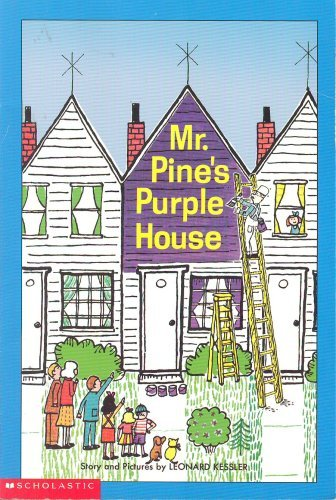 9780439407106: Mr. Pine's Purple House