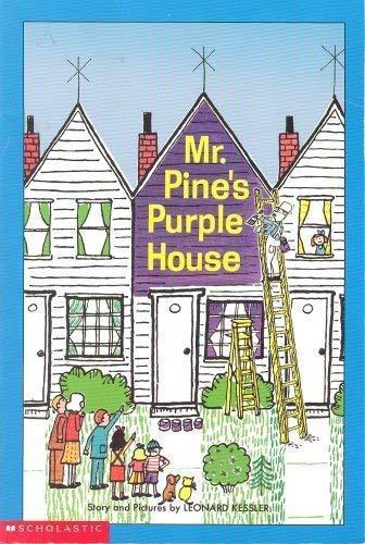 9780439407106: Mr. Pine's Purple House