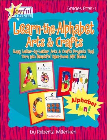 9780439408097: Joyful Learning: Learn-the-alphabet Arts & Crafts