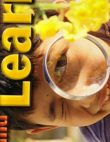 9780439408479: Look, Listen, and Learn; Learming Center Scholastic Big Book
