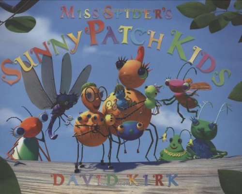 9780439408707: Miss Spider's Sunny Patch Kids