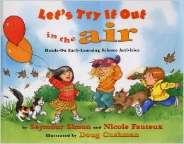 9780439409131: Let's try it out in the air: Hands-on early-learning science activities
