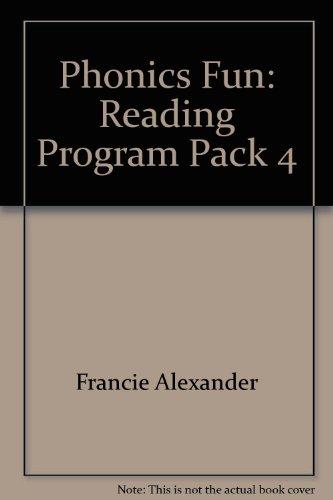 9780439409346: Phonics Fun: Reading Program, Pack 4 (Clifford the Big Red Dog)