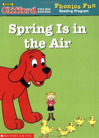 9780439409506: Phonics Fun: Reading Program, Pack 5 (Clifford the Big Red Dog)