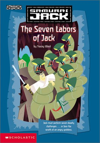 9780439409742: The Seven Labors of Jack