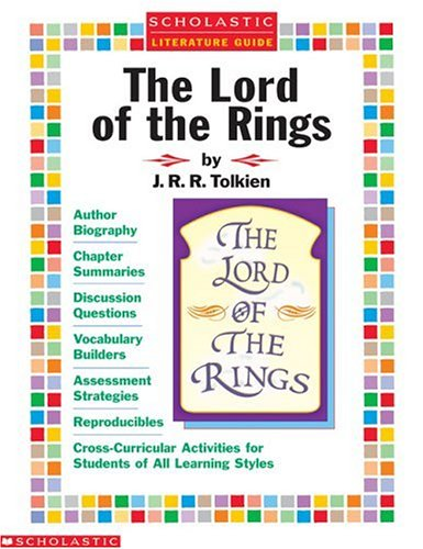 Literature Guide: Lord of the Rings (Scholastic Literature Guide): Denise Kiernan