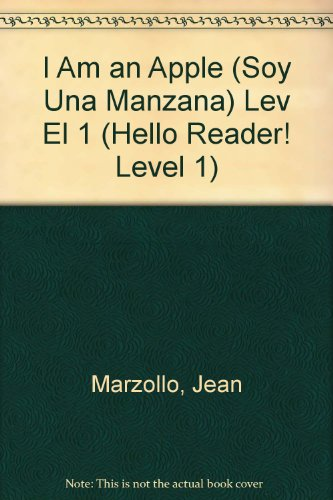 9780439411325: Soy una manzana (Hello Reader! Level 1)