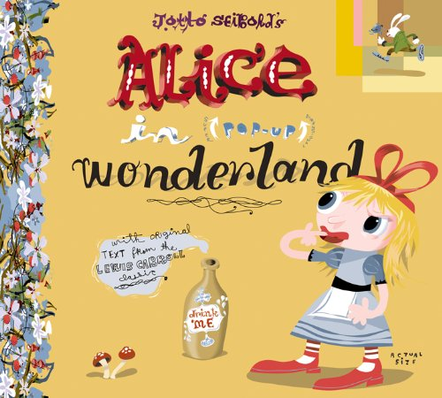 9780439411844: Alice's Adventures in Wonderland (Pop-Up)