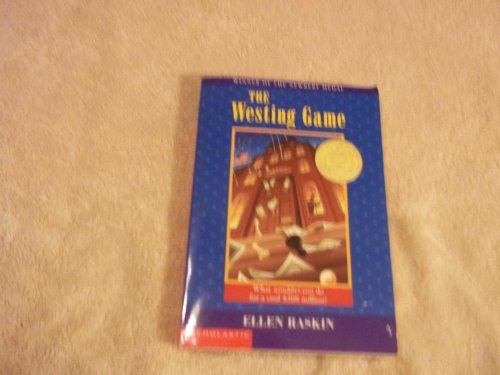 9780439412810: Title: The Westing Game