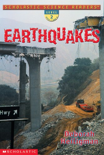 9780439412858: Earthquakes (Scholastic Science Readers, Level 2)