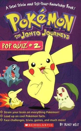 9780439412926: Pokemon: Pop Quiz 2