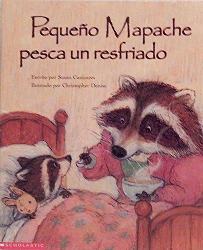 9780439414203: Pequeno Mapache Pesca un Resfriado [Paperback] by