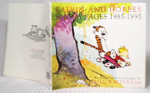 9780439417785: Calvin and Hobbes: Sunday Pages 1985-1995.