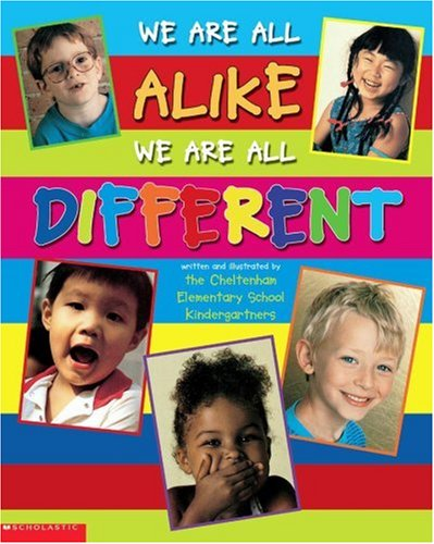 9780439417808: We Are All Alike . . . We Are All Different