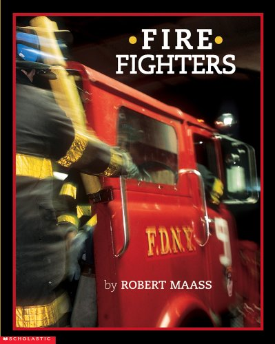 9780439417815: Fire Fighters