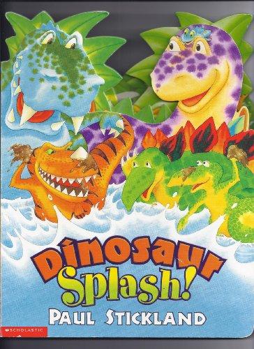 9780439418065: Dinosaur splash!