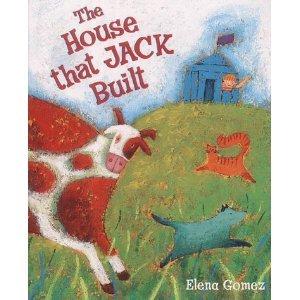 9780439418126: La casa que JACK construyo