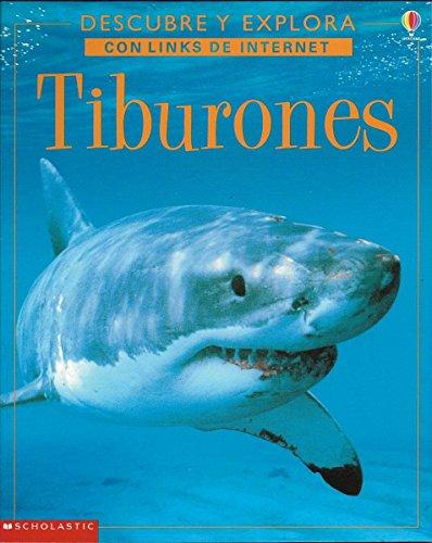 9780439418362: Tiburones (Sharks) (Usborne Discovery Books)