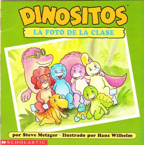 9780439418393: Dinositos: La Foto De La Clase (Dinositos)