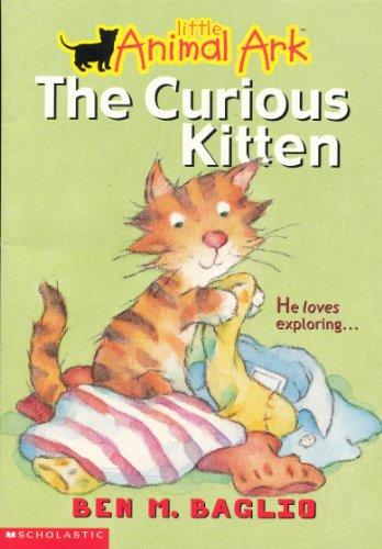 9780439419154: The Curious Kitten (Little Animal Ark #2)