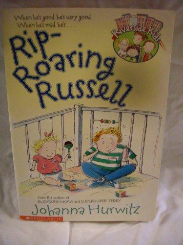 9780439419734: RIp-Roaring Russell (Riverside Kids) Edition: reprint